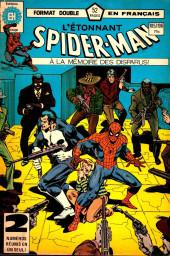 L'Étonnant Spider-Man (Éditions Héritage) -105106- Pour les disparus de longue date!
