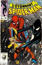 L'Étonnant Spider-Man (Éditions Héritage) -163- Le sinistre secret du nouveau costume de Spider-Man