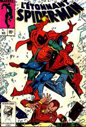 L'Étonnant Spider-Man (Éditions Héritage) -165- Le défi de Hobgoblin!