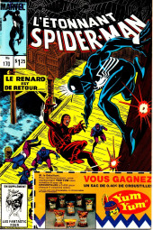 L'Étonnant Spider-Man (Éditions Héritage) -170- Après le Renard!
