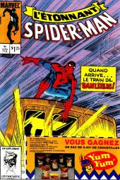 L'Étonnant Spider-Man (Éditions Héritage) -172- Le banlieusard arrive!