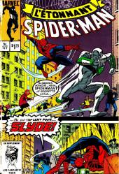 L'Étonnant Spider-Man (Éditions Héritage) -177- Place pour Slyde!
