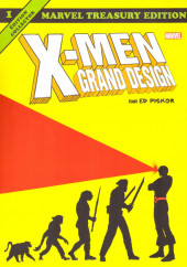 X-Men : Grand Design - Tome 1