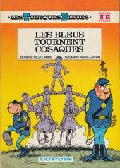 Les tuniques Bleues -12- Les bleus tournent cosaques