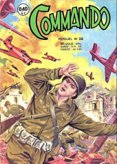 Commando (2e série - Artima) -36- Le rafiot incoulable
