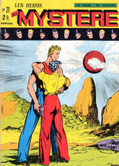 Les héros du mystère -21- Mandrake : Cobra, génie malfaisant