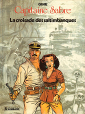 Capitaine Sabre -4- La croisade des saltimbanques