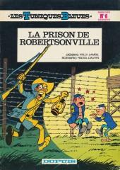 Les tuniques Bleues -6- La prison de Robertsonville