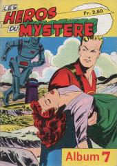 Les héros du mystère -Rec07- Album N°7 (du n°19 au n°21)