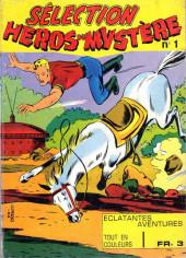 Les héros du mystère -Rec1- Sélection Héros du Mystère - Recueil N°1 (n°13, 14, 19)