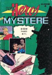 Les héros du mystère -Rec04- Album N°4 (du n°10 au n°12)
