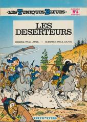 Les tuniques Bleues -5- Les déserteurs
