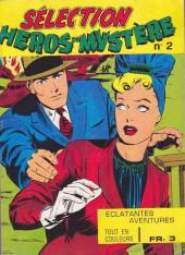 Les héros du mystère -Rec2- Sélection Héros du Mystère - Recueil N°2 (n°2, 9, 21)