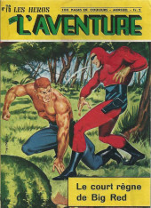 Les héros de l'aventure (Classiques de l'aventure, Puis) -76- Le Fantôme : Le court règne de Big Red