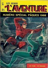 Les héros de l'aventure (Classiques de l'aventure, Puis) -HS04- Spécial Pâques 4/68 : Le rocher aux mille feux