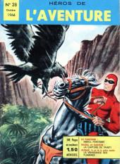 Les héros de l'aventure (Classiques de l'aventure, Puis) -28- Le Fantôme : Merci Ombre