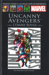 Marvel Comics - La collection (Hachette) -12285- Uncanny Avengers - L'Ombre Rouge