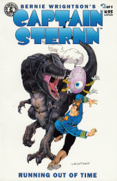 Captain Sternn: Running Out of Time (1993) -2- Captain Sternn: Running Out of Time #2