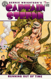 Captain Sternn: Running Out of Time (1993) -3- Captain Sternn: Running Out of Time #3