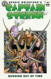 Captain Sternn: Running Out of Time (1993) -4- Captain Sternn: Running Out of Time #4