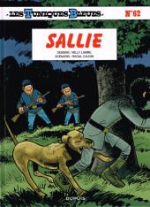 Les tuniques Bleues -62- Sallie