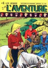 Les héros de l'aventure (Classiques de l'aventure, Puis) -45- Le Fantôme : Plus cruels que les fauves