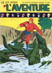 Les héros de l'aventure (Classiques de l'aventure, Puis) -61- Le Fantôme : Le jeu du prince Ragon 3