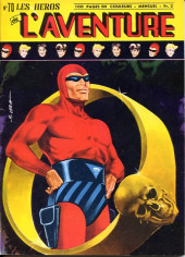 Les héros de l'aventure (Classiques de l'aventure, Puis) -70- Le Fantôme : Les chevaux de la mort