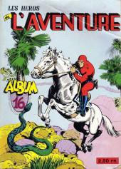Les héros de l'aventure (Classiques de l'aventure, Puis) -Rec16- Album N°16 (du n°46 au n°48)