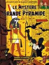 Blake et Mortimer (Les Aventures de) -4b1996a- Le Mystère de la Grande Pyramide - Tome 1