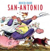 (AUT) Boucq -1- San-Antonio - Artbook Boucq-Dard