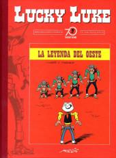 Lucky Luke (Edición Coleccionista 70 Aniversario) -93- La leyenda del oeste