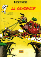 Lucky Luke -32g18- La Diligence