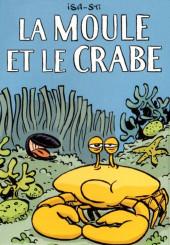Mini-récits et stripbooks Spirou -MR4176- La moule et le crabe