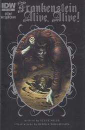 Frankenstein Alive, Alive! (2012) -1- Frankenstein Alive, Alive! #1