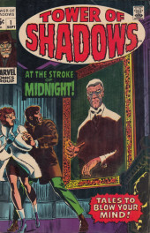 Tower of Shadows (Marvel - 1969) -1- At the Stroke of Midnight!