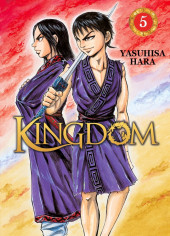 Kingdom -5- Tome 5