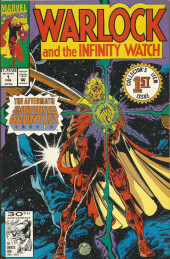 Warlock and the Infinity Watch (1992) -1- The Aftermath of the Infinity Gauntlet