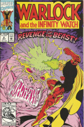 Warlock and the Infinity Watch (1992) -6- Revenge of the beast!