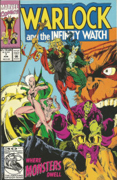 Warlock and the Infinity Watch (1992) -7- Where Monsters Dwell