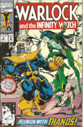 Warlock and the Infinity Watch (1992) -8- Reunion With Thanos!
