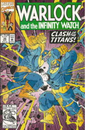 Warlock and the Infinity Watch (1992) -10- Clash of the Titans!