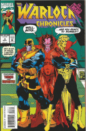 Warlock Chronicles (The) (1993) -3- Reality Unravelled!