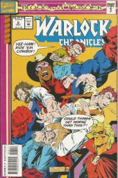 Warlock Chronicles (The) (1993) -6- Issue #6