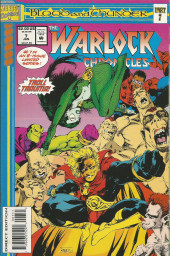 Warlock Chronicles (The) (1993) -7- Issue #7