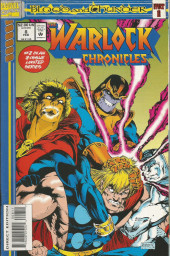 Warlock Chronicles (The) (1993) -8- Issue #8