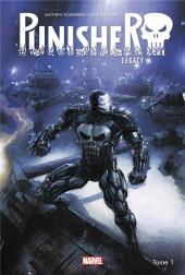 Punisher Legacy -1- War Machine