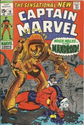 Captain Marvel (1968) -18- Captain Marvel