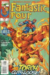 Fantastic Four (1998) -8- Fantastic Four