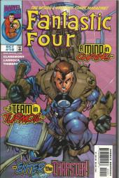 Fantastic Four (1998) -10- Fantastic Four